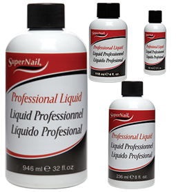 SUPERNAIL ~ ACRYLIC LIQUID/MONOMER Collection