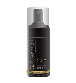 2Hr TANNING MOUSSE ~ 150ml ~ SUNKISSED Collection