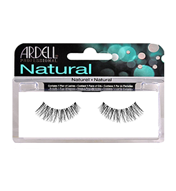 120 DEMI BLACK ~ NATURAL STRIP LASH RANGE ~ ARDELL Collection