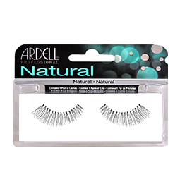 DEMI LUVIES BLACK ~ NATURAL STRIP LASH RANGE ~ ARDELL Collection