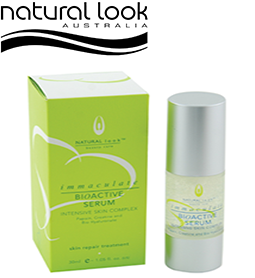 Immaculate Bioactive Serum 30ml ~ NATURAL LOOK Collection