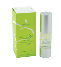 Immaculate Bioactive Serum ~ NATURAL LOOK Collection