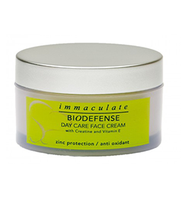 Immaculate Biodefense Anti-Ageing Day Cream ~ NATURAL LOOK Collection