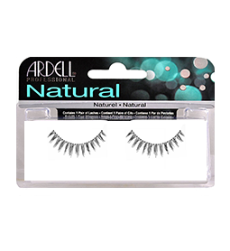 LUCKIES BLACK ~ NATURAL STRIP LASH RANGE ~ ARDELL Collection