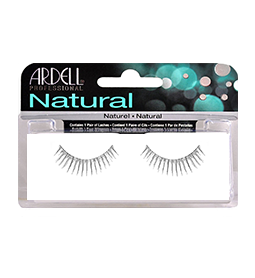 SEXIES BLACK ~ NATURAL STRIP LASH RANGE ~ ARDELL Collection
