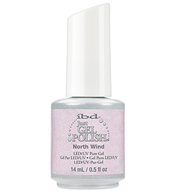 NORTH WIND ~ 14ml ~ JUST GEL POLISH ~ IBD Collection