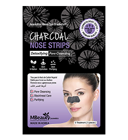 NOSE STRIPS ~ CHARCOAL ~ DIY ~ FACE MASKS & NOSE STRIPS Collection