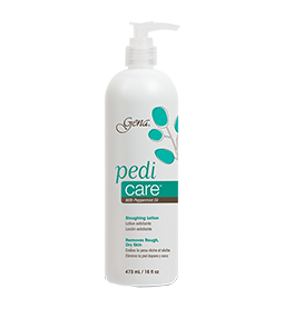 PEDI CARE ~ SLOUGHING LOTION ~ 473ml ~ GENA Collection