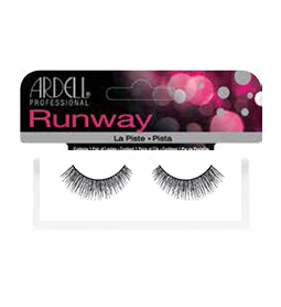 NAOMI BLACK ~ RUNWAY STRIP LASH RANGE ~ ARDELL Collection