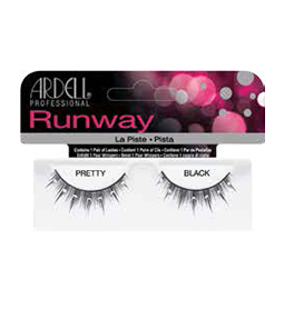PRETTY BLACK ~ RUNWAY STRIP LASH RANGE ~ ARDELL Collection