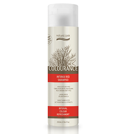 COLOUR REFRESH SHAMPOO 250ml ~ INTENSE RED ~ NATURAL LOOK Collection