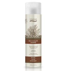 COLOUR REFRESH SHAMPOO 250ml ~ RICH CHOCOLATE ~ NATURAL LOOK Collection