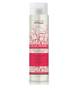 COLOURANCE ~ SHINE ENHANCING CONDITIONER ~ 375ml ~ NATURAL LOOK Collection