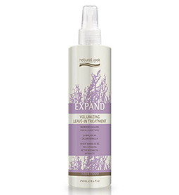 EXPAND ~ VOLUMIZING LEAVE-IN TREATMENT  250ml ~ NATURAL LOOK Collection
