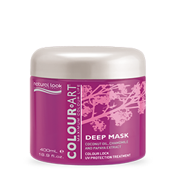 COLOUR*ART ~ DEEP MASK ~ NATURAL LOOK Collection