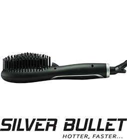 HYBRID ~ HAIR STRAIGHTENING BRUSH ~ HOT BRUSH Collection
