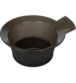 CHARCOAL TINT BOWL ~ B&B-SUNDRIES Collection