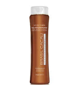 ANTI FRIZZ SHAMPOO ~ BRASIL CACAU Collection ~ 290ml