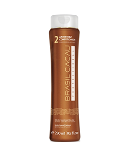 ANTI FRIZZ CONDITIONER ~ BRASIL CACAU Collection ~ 290ml