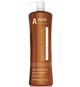 ANTI FRIZZ SHAMPOO ~ BRASIL CACAU Collection ~ 980ml