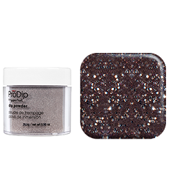 SPARKLING PEWTER ~ Acrylic Dip Powder ~ PRODIP Collection