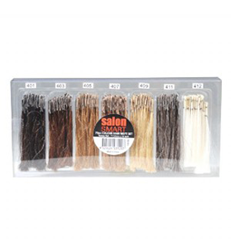 HAIR WEFT SET ~ 7 COLOURS ~ SALON SMART ~ MANNEQUIN Collection