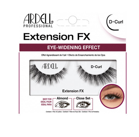 Ardell Extension FX D-Curl