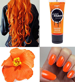 FANTA-SEE ~ WAR PAINT ~ CONDITIONING HAIR COLOUR ~ VIXEN Collection