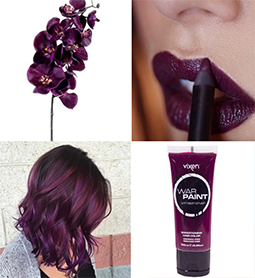 CRIMSON CRUSH ~ WAR PAINT ~ CONDITIONING HAIR COLOUR ~ VIXEN Collection