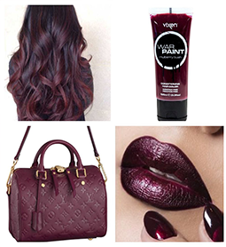 MULBERRY BUSH ~ WAR PAINT ~ CONDITIONING HAIR COLOUR ~ VIXEN Collection
