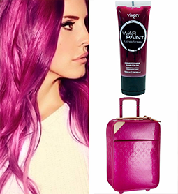 FUCHSIA FANTASY ~ WAR PAINT ~ CONDITIONING HAIR COLOUR ~ VIXEN Collection