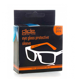EYE GLASS SLEEVE PROTECTION ~ 200 Pieces ~ ACCESSORIES Collection