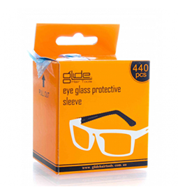 EYE GLASS SLEEVE PROTECTION ~ 440 Pieces ~ ACCESSORIES Collection