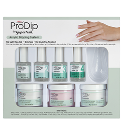 *Acrylic Dipping System ~ PRODIP ~ SUPERNAIL Collection