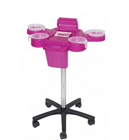 PLUTO ~ VIOLET ~ SERVICE TROLLEYS ~ JOIKEN Collection