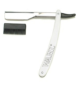 WAHL RAZOR ~ FOLDABLE ~ WHITE ~ RAZORS & BLADES Collection