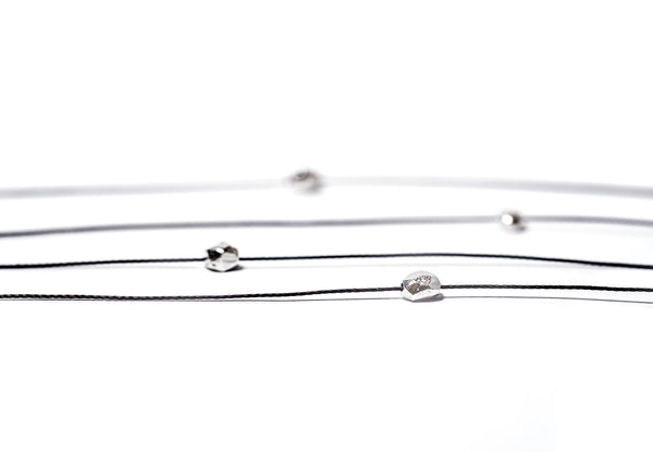 Seed Recycled Silver Choker