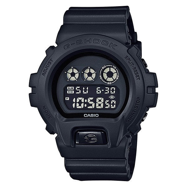 CASIO G-SHOCK DIGITAL MENS WATCH DW-6900BB-1DR