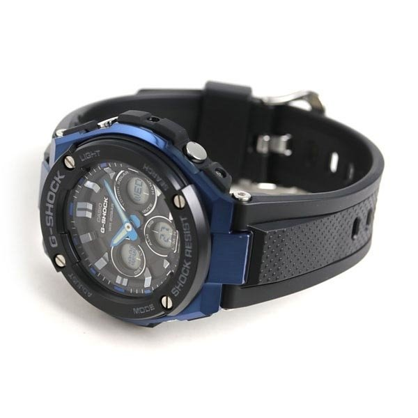 CASIO G-SHOCK G-STEEL MEN BLUE WATCH GST-S300G-1A2DR