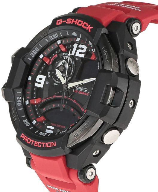 CASIO G-SHOCK GRAVITYMASTER MENS WATCH GA-1000-4BDR