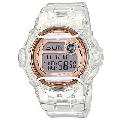 CASIO BABY-G ANALOGUE/ DIGITAL LADEIS WATCH BG-169G-7BDR