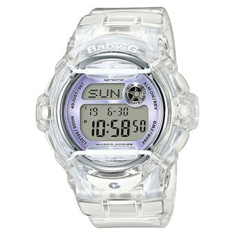 CASIO BABY-G ANALOGUE/ DIGITAL LADEIS WATCH BG-169R-7EDR
