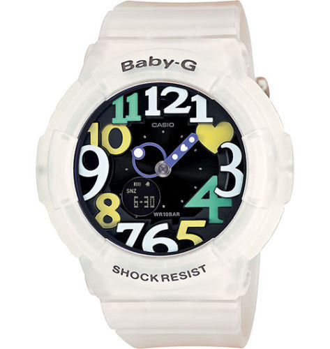 CASIO BABY-G LADIES WATCH BGA-131-7B4DR
