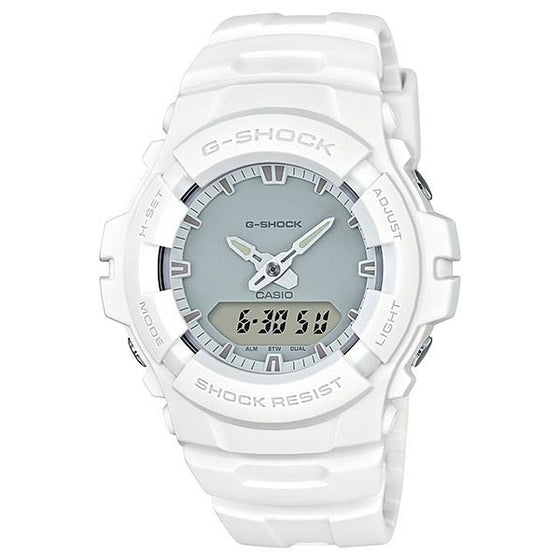 CASIO G-SHOCK ANALOGUE/ DIGITAL MENS WATCH G-100CU-7ARD