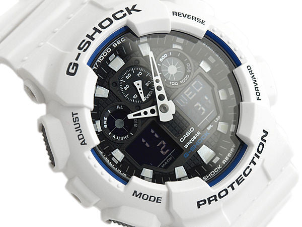 CASIO G-SHOCK MENS WATCH GA-100B-7ADR