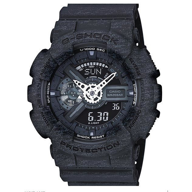 BUY CASIO G-SHOCK MENS WATCH GA-110HT-1ADR