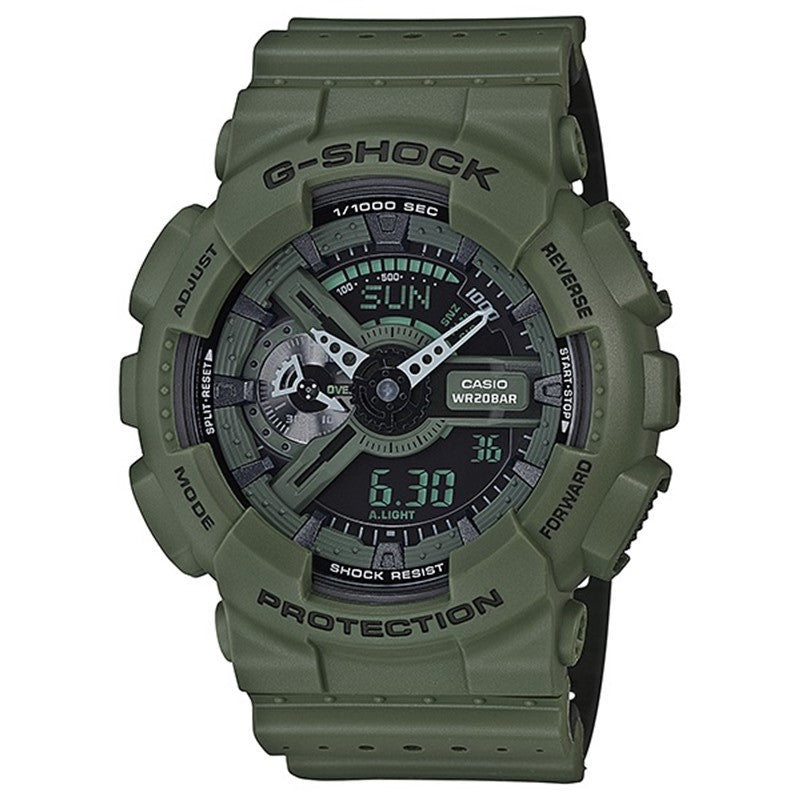 CASIO G-SHOCK MENS WATCH GA-110LP-3ADR
