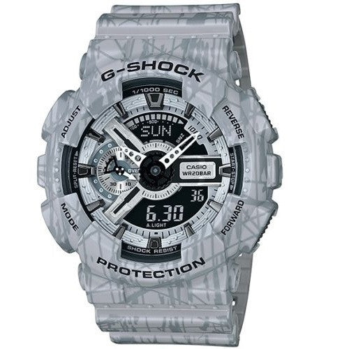BUY CASIO G-SHOCK MENS WATCH GA-110SL-8ADR Save