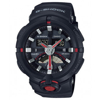CASIO G-SHOCK MENS WATCH GA-500-1A4DR