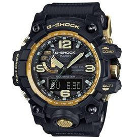 CASIO G-SHOCK TWIN SENSOR SOLAR MUDMASTER WATCH GWG-1000GB-1A